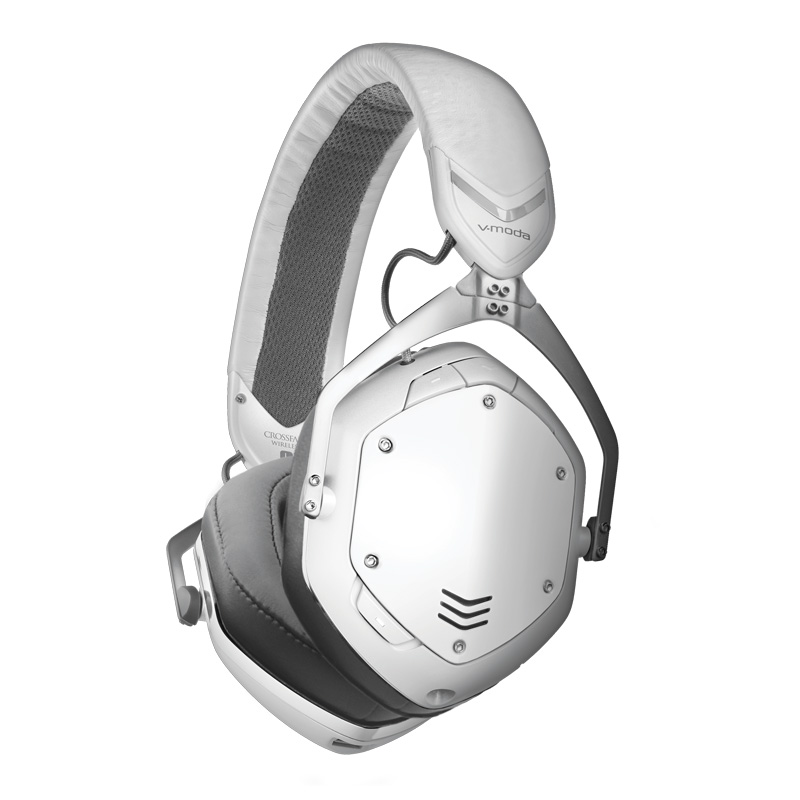 V-MODA Crossfade II Wireless CodexEdition 【Matte White】 【国内正規品1年保証】 【P10】