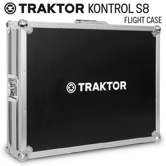 Native Instruments TRAKTOR KONTROL Instruments KONTROL S8 フライトケース【新価格 S8】, 品質は非常に良い:fed92d2b --- officewill.xsrv.jp