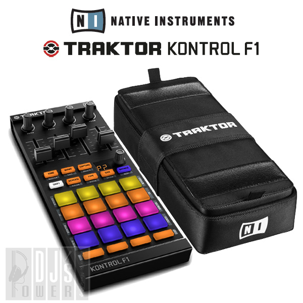 Native Instruments TRAKTOR KONTROL F1 専用ケースセット