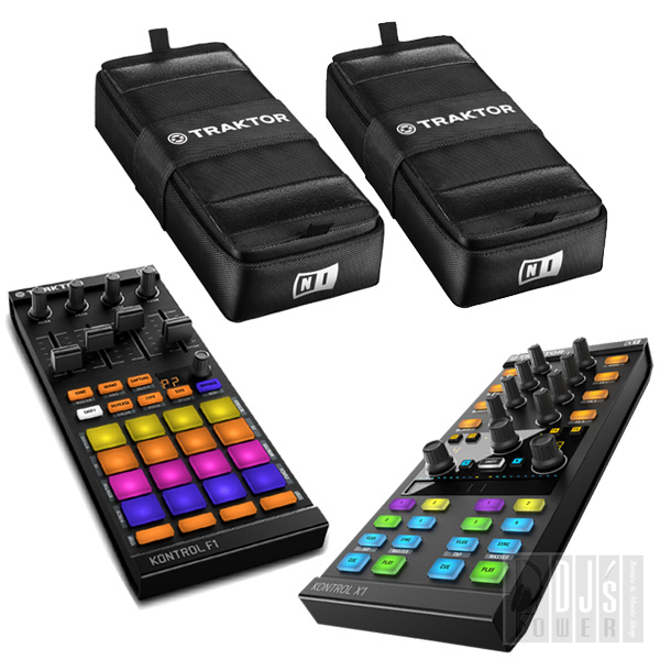 Native Instruments TRAKTOR KONTROL F1 & X1 MK2 専用バッグセット