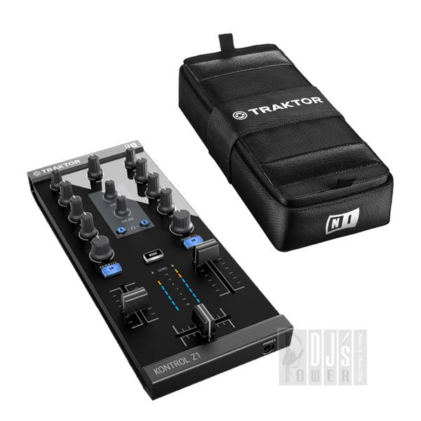 Z1 BAG KONTROL TRAKTOR KONTROL + SET Native Instruments