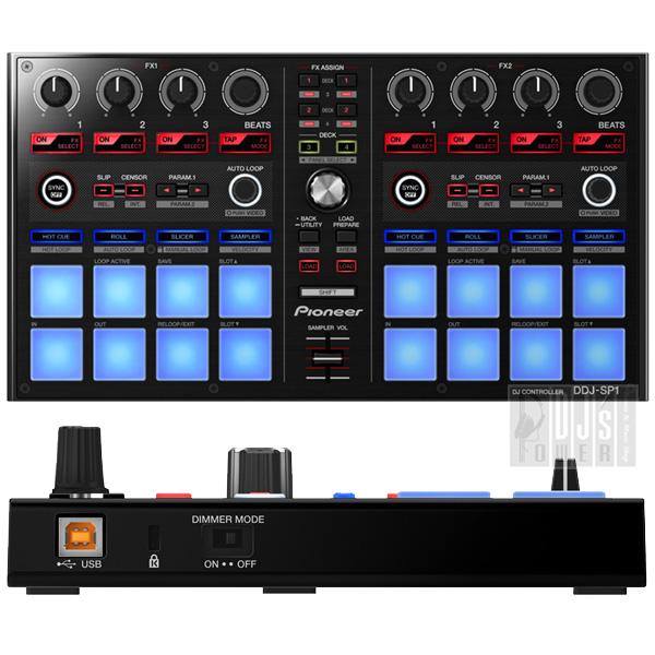 Pioneer DDJ-SP1 ( Digital DJ - SP1 ) + X STAND SET