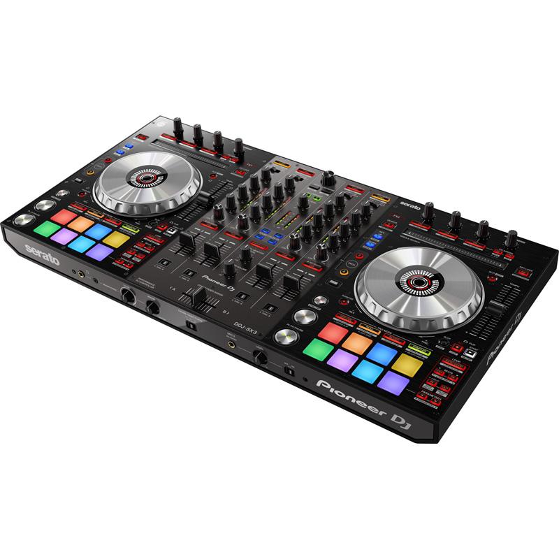 【2大特典プレゼント!】 Pioneer DJ DDJ-SX3  【Serato FlipとPitch'n Time DJライセンス付属】【今なら DJ City Japan 10日間無料クーポンもプレゼント!】