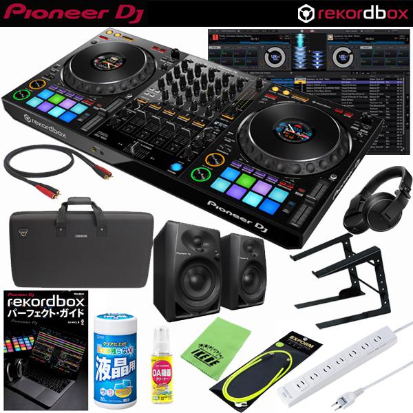Pioneer DJ DDJ-1000+HDJ-X5+DM40 Perfect12点セット