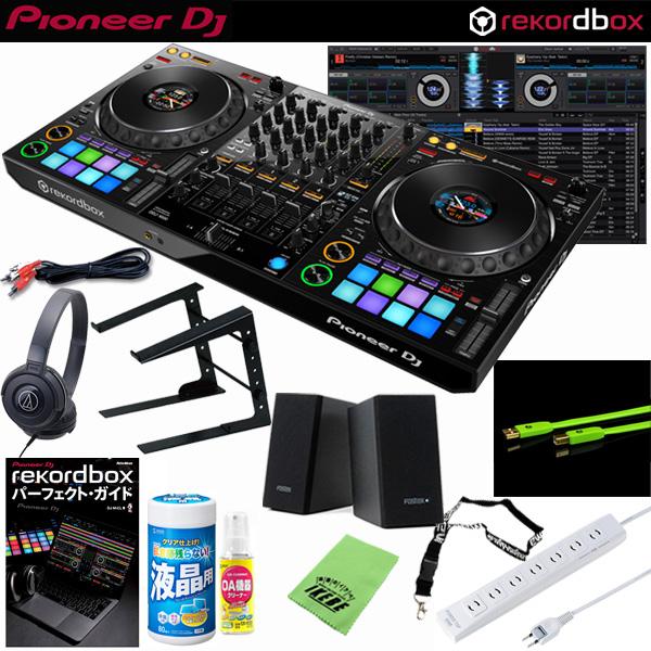 Pioneer DJ DDJ-1000 DJこれからはじめる豪華12点セット 【オリジナル・チュートリアルビデオ プレゼント!】