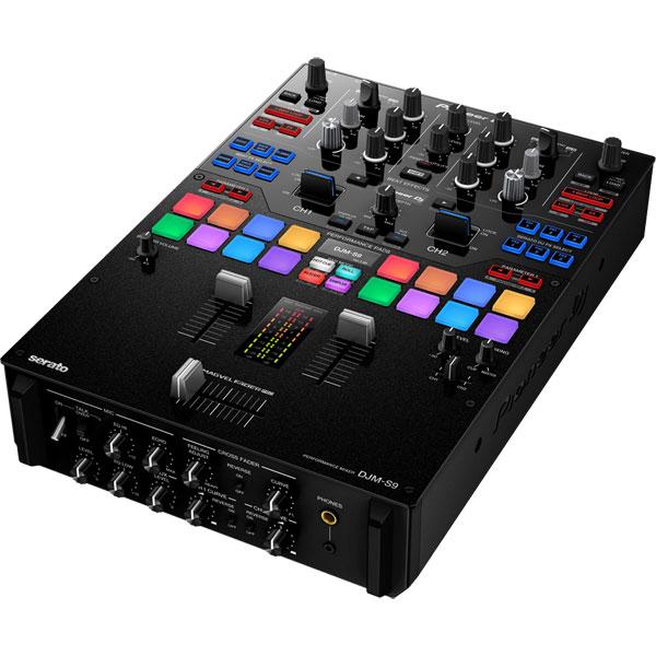 Pioneer DJ DJM-S9 【豪華3大特典プレゼント!】