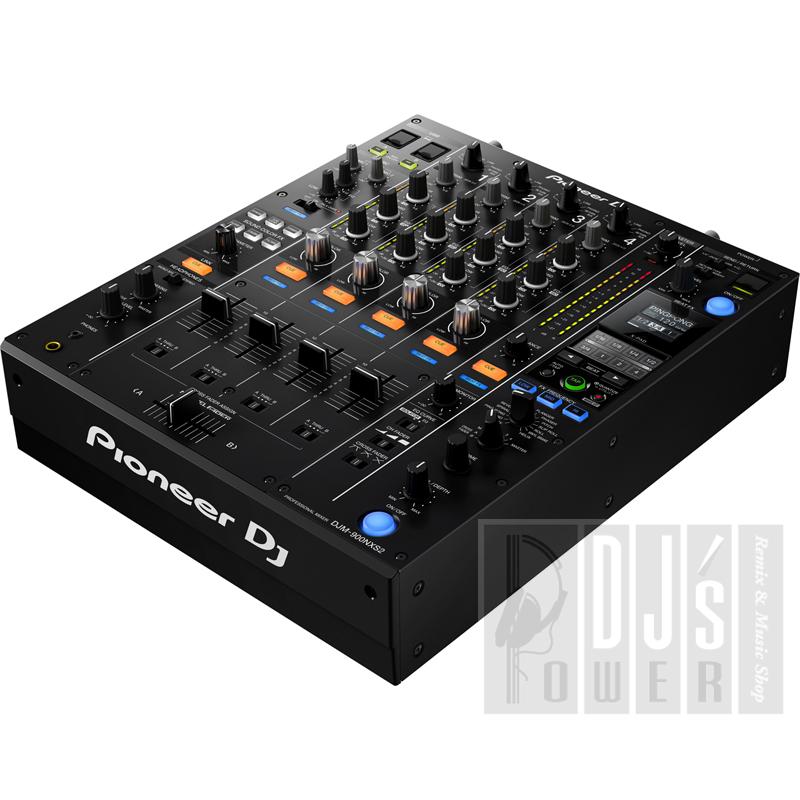 Pioneer DJ (パイオニア) DJM-900 NXS2 【今なら専用保護カバープレゼント!】【代引き手数料/送料無料】