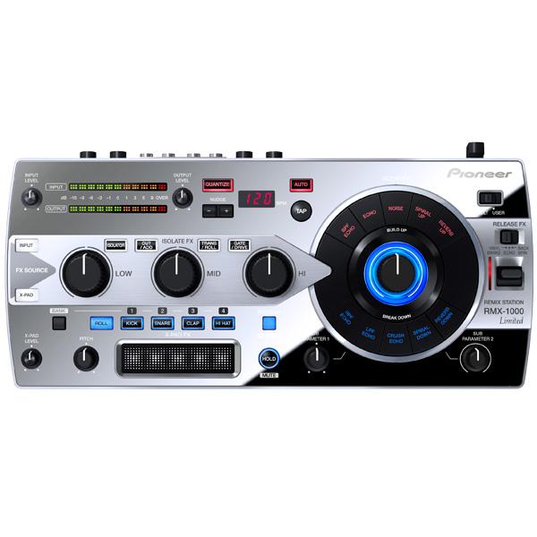 リミックスステーション限定モデル Pioneer RMX-1000 Platinum Edition 生産完了特価 発送対応 日 祝 限定特価 あす楽対応 高価値 土