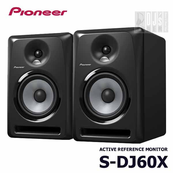 Pioneer DJ (パイオニア) S-DJ60X ペア (2台1組)