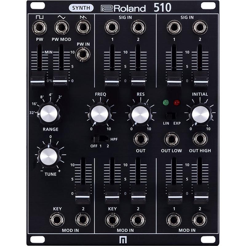 Roland SYSTEM-500 510 SYNTH 【ユーロラック規格モジュール】
