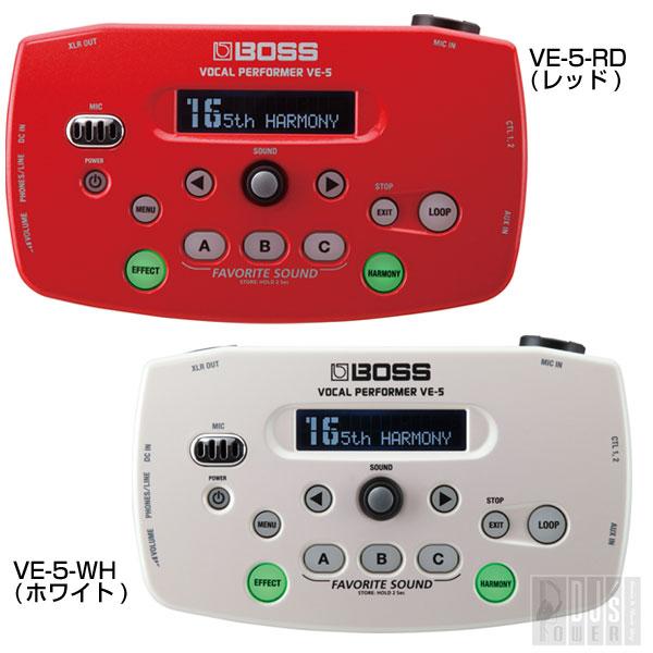 BOSS(ボス) VE-5