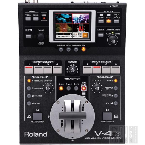 ROLAND V-4EX 【P10】
