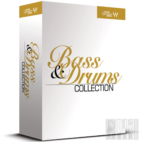 WAVES Signature Series Bass and Drums【期間限定特価】