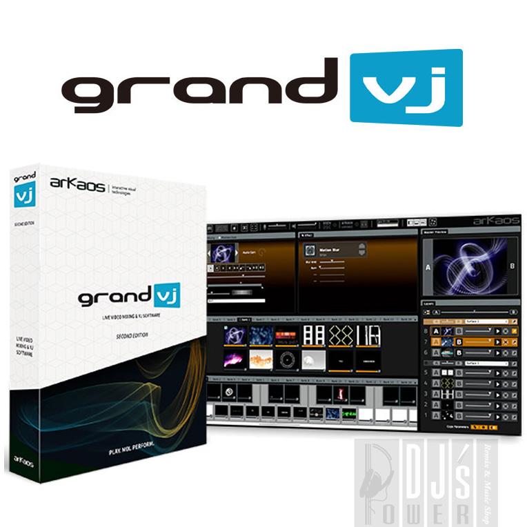 Arkaos GrandVJ 2