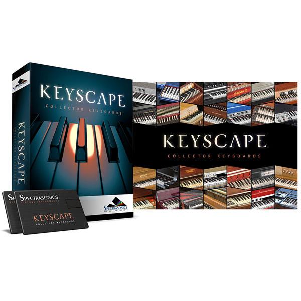 SPECTRASONICS Keyscape 【USBインストーラー版】