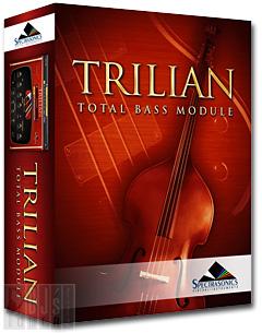 Spectrasonics Trilian 【USBインストーラー版】