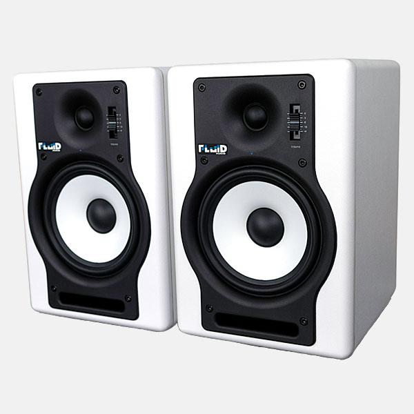 Fluid Audio F5W (ペア)