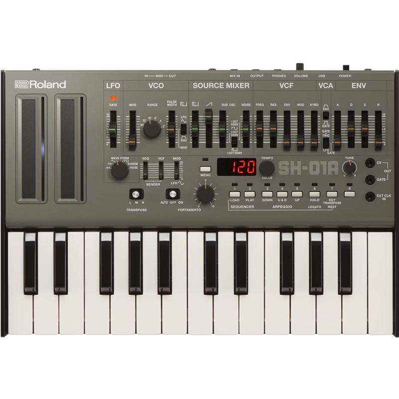 Roland SH-01A [Boutique Series]+K-25M【専用鍵盤セット】【p10】