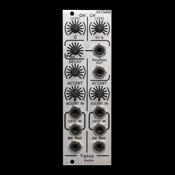 tiptop audio HATS808 Hi-Hats