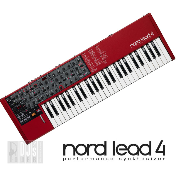 CLAVIA Nord Lead 4 【お取り寄せ商品】