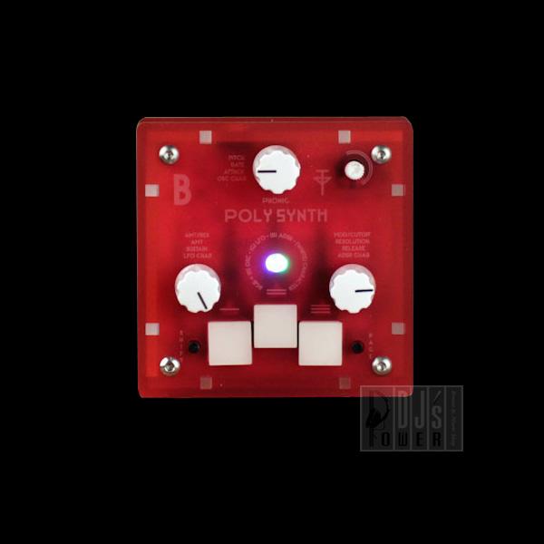 Bastl Instruments POLY ([Trinity] 3 voice polyphonic synthesizer)