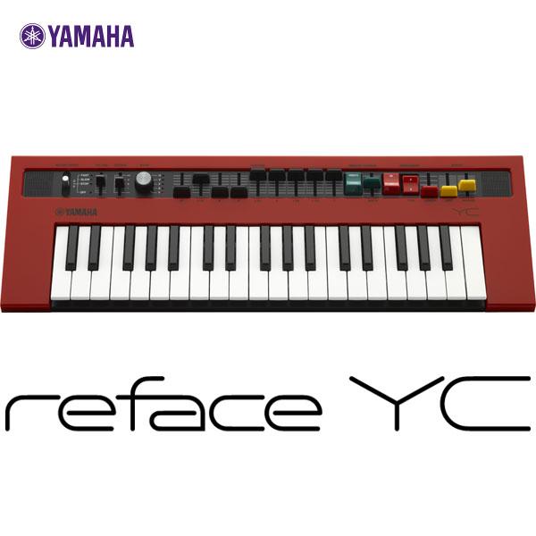 YAMAHA reface YC