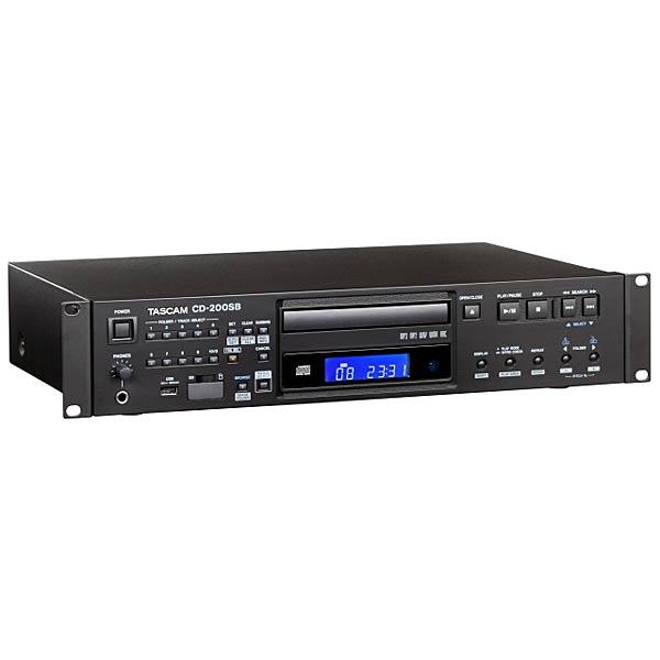 TASCAM CD-200SB 【メーカー正規品1年保証付属】