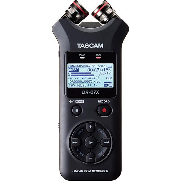 ブランド激安セール会場 セール商品 ハンディレコーダー TASCAM DR-07X あす楽対応 祝 土 日 発送対応