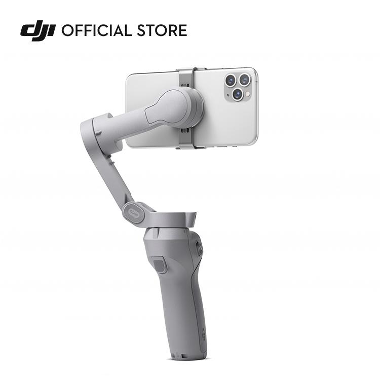 返品不可 DJI OM4 SE スタビライザー ジンバル スマートフォン用折りたたみ式 手ぶれを防ぐ Vlog セルカ棒 動画撮影 おすすめ 優れた携帯性 自撮り棒 新商品