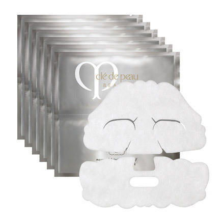 【SHISEIDO(資生堂)】クレ・ド・ポー ボーテ マスクエクレルシサン (医薬部外品) シート状美白マスク 6包入