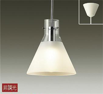 照明 おしゃれ ペンダントライト DPN-38802Y 直付タイプガラス 白熱灯60w相当 電球色 透明一部消し いつでも送料無料 DAIKO 大光電機 大注目