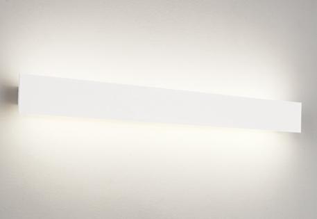 照明 おしゃれオーデリック ODELIC 【ブラケットライトOB255218P1 電球色オフホワイト色 巾1,342 インテリアをモダンに彩る間接光のあかり FL40W相当】