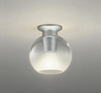 照明 おしゃれ ライトオーデリック ODELIC 【小型シーリングライトOL251675LC 透明・部分ケシ調光・白熱灯60W相当】