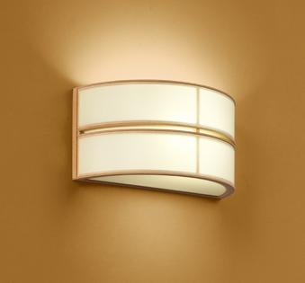 無料プレゼント対象商品!オーデリック ODELIC 【和風 照明 ブラケットライトOB018244LD ポリエステル強化和紙 白熱灯40W相当】