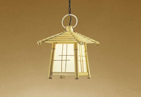 無料プレゼント対象商品!オーデリック ODELIC 【和風 照明 ペンダントライトOP035302LD 竹の素朴な味わいに昔ながらの日本の風情を映した意匠 白熱灯60W相当】