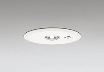 オーデリック ODELIC 【非常灯 低天井(~3m)OR036314P1 昼白色埋込穴 Φ100mm 天井埋込型 電池内蔵形 [ハロゲン13W相当]】