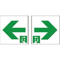 オーデリック ODELIC 【通路誘導灯用シートPV381 両面型】