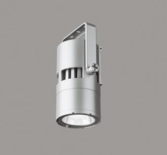 オーデリック ODELIC 高天井用ハイパワースポットライトXG454009 灯具本体XA453011 電源装置電源装置別置型 昼白色 ナロー配光[100-242V] 防雨型非調光 水銀灯400Wクラス