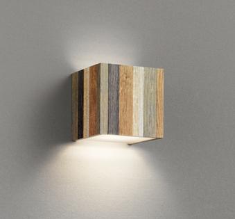 オーデリック ODELIC 【ブラケットライトOB255241BC 木材(木調シート貼り) 上下配光 Bluetooth対応機種 電球色~昼光色調光・調色・白熱灯60W相当】
