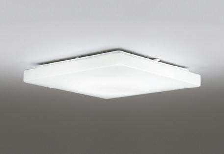 オーデリック ODELIC 【調光調色シーリングライトOL251519R アクリル(乳白) 高演色LED 電球色~昼光色ツバ付丸形引掛シーリング取付 リモコン付属~14畳】 フラットで洗練された造形