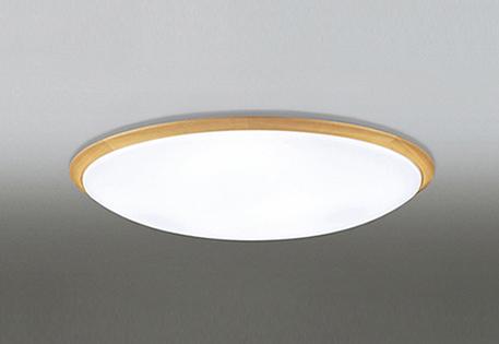 オーデリック ODELIC 【調光調色シーリングライトOL251623BCR 木材(ナチュラル色) 高演色LED 電球色~昼光色ツバ付丸形引掛シーリング取付 Bluetooth対応機種~12畳】 グレード感のあるシンプルな木枠デザイン