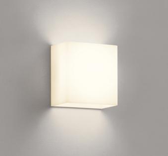 オーデリック ODELIC 【ブラケットライトOB081034LDR 電球色アクリル(乳白ガラス調ケシ) 上下部開放 高演色LED 白熱灯60W相当】