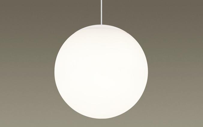 照明 おしゃれパナソニック Panasonic 【ペンダントライトLGB19331WZ 引掛シーリング方式電球色 ホワイトタイプLLサイズ 光の球 スフィア60形電球3灯器具相当】