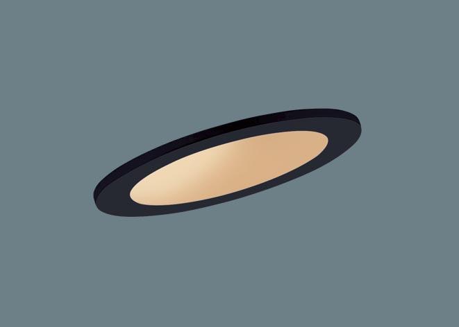 照明 おしゃれパナソニック Panasonic 白熱灯100W相当 ストアー 電球色~昼光色ブラックつや消し拡散タイプシンクロ調色調色調光 40%OFFの激安セール 傾斜天井用ダウンライト埋込穴Φ100mmLGB71055KLU1