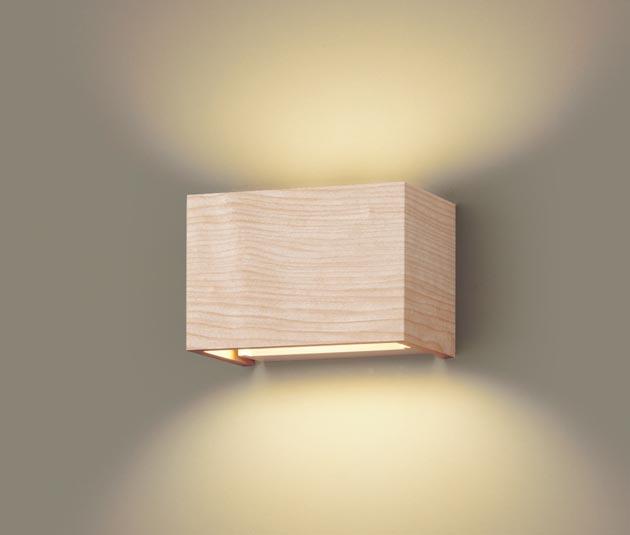 無料プレゼント対象商品!パナソニック Panasonic 【小型ブラケットライトLGB81666LB1 電球色メイプル調 明るさフリー(ライコン別売)美ルック 60形電球1灯器具相当】