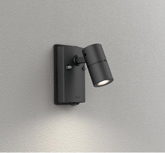 無料プレゼント対象商品!エクステリア 屋外 照明 ライトオーデリック(ODELIC) 【スポットライト OG254918 ブラック 電球色 人感センサON-OFF型】  ダイクロハロゲン型50W相当 LED一体型 防雨型