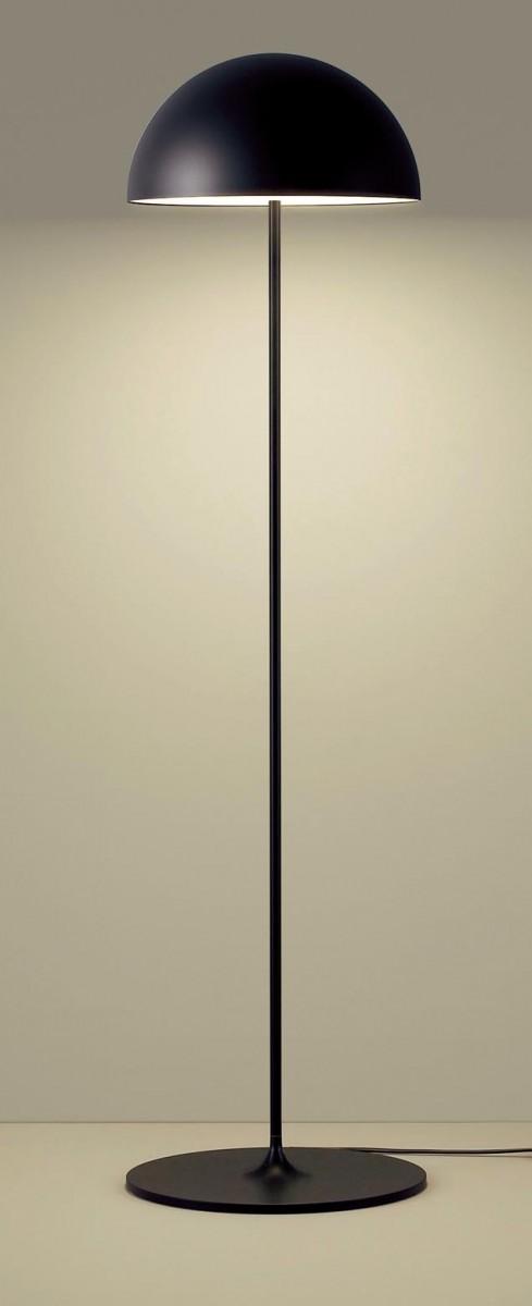 【無料プレゼント対象商品!】パナソニック Panasonic 【スタンドライトSF292BZ ブラックつや消しフロアータイプ フットスイッチ付 コード3m付60形電球1灯器具相当】