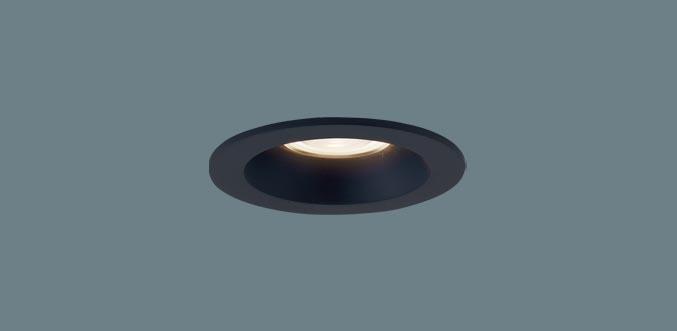 パナソニック Panasonic 使い勝手の良い 和風照明 ダウンライトLGB73612LE1 電球色LGB73611LE1 集光60形ダイクール電球1灯器具相当 埋込穴φ75 限定タイムセール 温白色LGB73610LE1 調光不可 昼白色ブラックつや消し