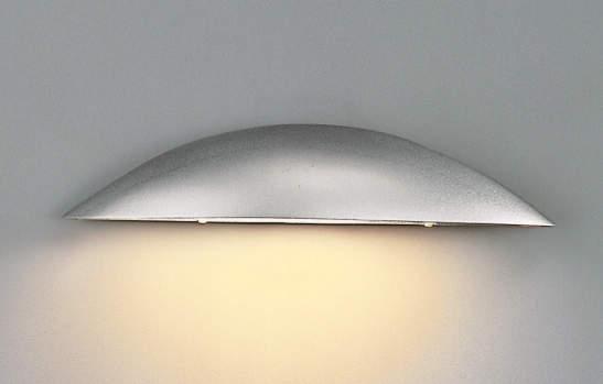 エクステリア 屋外 照明 ライト【三協アルミ】 照明器具 ポーチライト【 PD29型 シルバー アーバングレー ブラック 上面遮光】