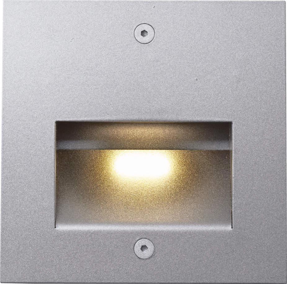 エクステリア 屋外 照明 ライト【三協アルミ】 照明器具 フットライト【 UF4型 シルバー ブラック 】
